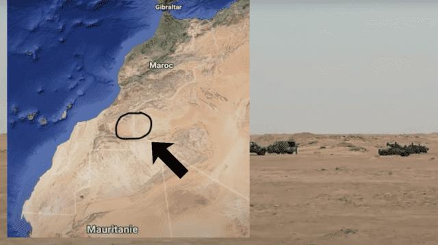 Morocco Extends Sand Berm in Western Sahara by 50 Kilometers