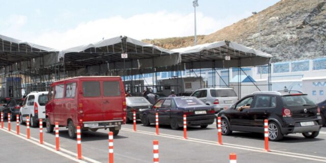 Construction at Ceuta-Morocco Crossing Inspires Hope for Border Opening