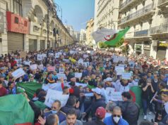 Algeria's National Hirak Protests Continue For Third Friday