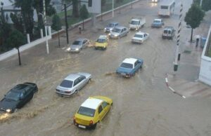 Floods Submerge 275 Houses in Tetouan, Northern Morocco