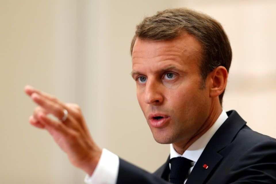 Macron Reveals Algeria's Military Involvement in France's Sahel Agenda