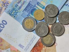 Moroccan Dirham Appreciates by 0.45% Against US Dollar
