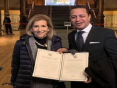 Moroccan Expatriate Receives Canadian Award for Volunteering