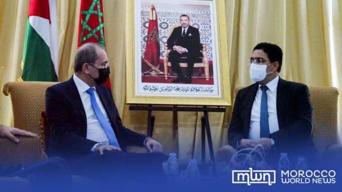 Moroccan FM: Jordan-Morocco Ties Serve as Example for Arab Relations