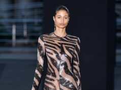 Moroccan-Italian Malika El-Maslouhi is The Face of Dundas Fall 2021 Collection