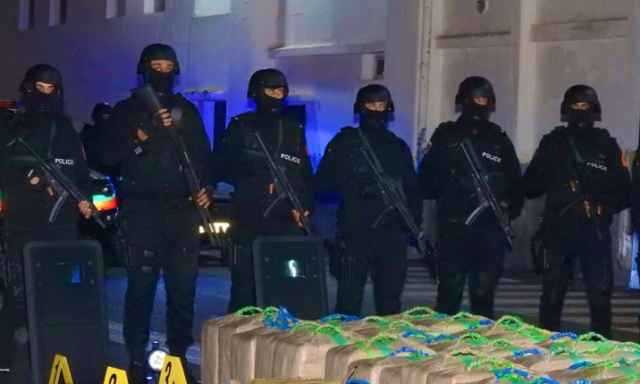 Morocco Arrests 18 People With Cannabis Resin Capsules in Stomach