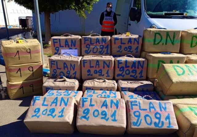 Morocco Arrests 2 Suspects in Casablanca for Drug Trafficking