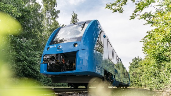 Morocco Considering Purchase of Hydrogen-Powered Trains