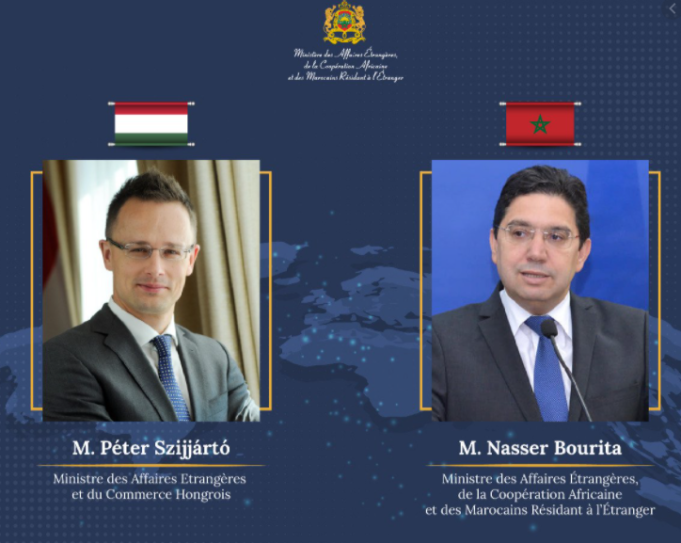 Morocco, Hungary Seek to Strengthen Migration, Security Cooperation