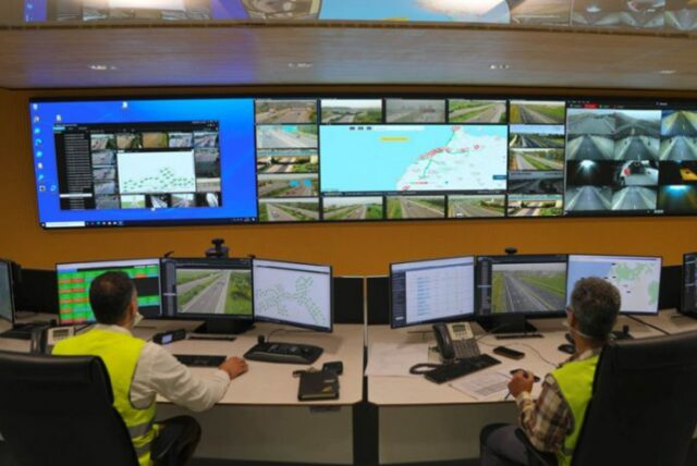 Morocco Introduces New Motorway Control Center to Improve Safety