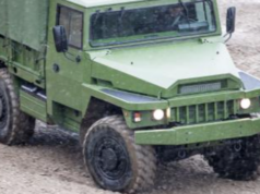 Morocco Orders 300 Tactical Vehicles for Military Use From France's Arquus Group
