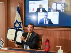 Morocco's Confederation of Enterprises, Israel's IEBO Sign Trade Agreement