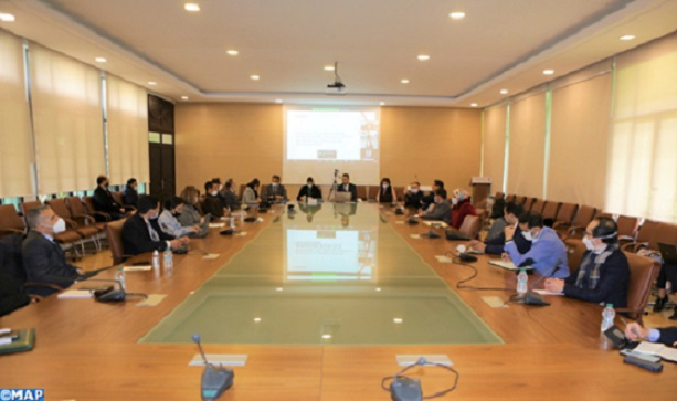Morocco's ENSA, Harvard Kennedy School inaugurate Training on Public Policy