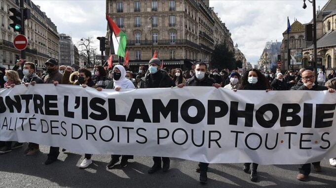 Muslims in France Continue to Protest Against Macron's Controversial Bill