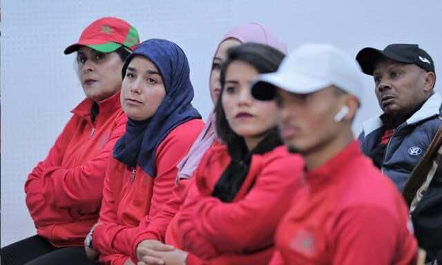 Para-Athletics Grand Prix 2021, Morocco Wins Nine Medals