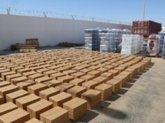 Police Seize Nearly 5 Tonnes of Cannabis Near Agadir