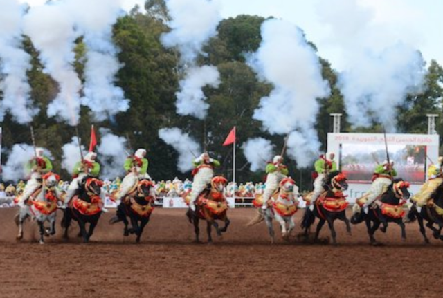 Rabat to Host Hassan II Trophy for Traditional Equestrian Arts in November
