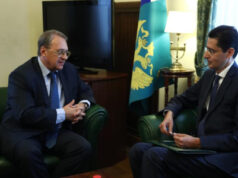 Morocco, Russia Discuss Western Sahara, Strengthening Ties
