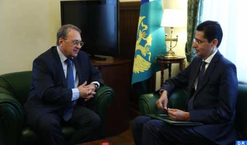 Morocco, Russia Discuss Western Sahara, Strengthening Ties