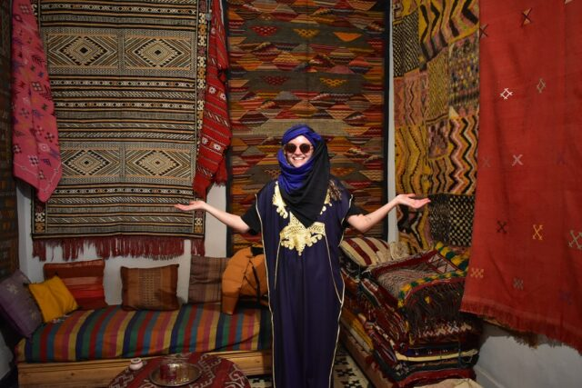 Solo Female Travel: Experiencing Moroccan Tourism During COVID-19
