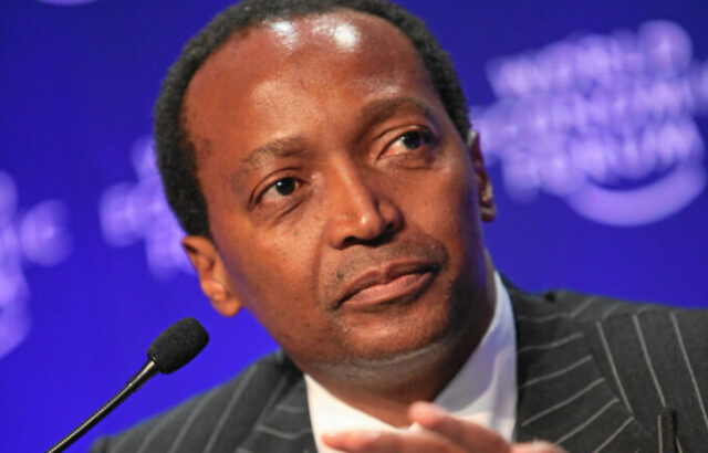 South Africa's Patrice Motsepe Becomes New CAF President