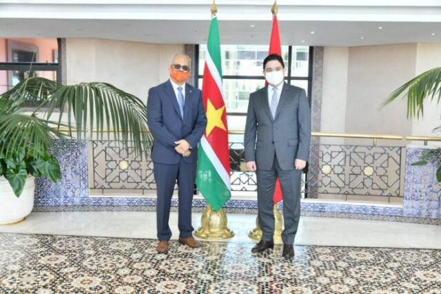 Suriname to Open Consulate in Morocco's Dakhla