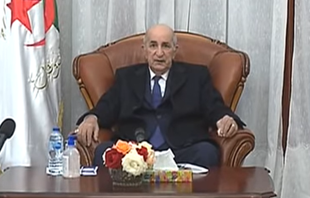 Tebboune: '97% of Fake News' About Algeria Comes From Morocco
