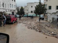 Viral Videos Show Heavy Floods in Northern Morocco