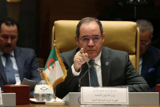 Western Sahara, Algeria Claims To Support What Sahrawis 'Decide'