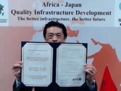 Japan and Morocco Sign Memorandum on Infrastructure, Investment