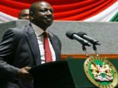 Kenya's Vice-President: Polisario's Representation in Nairobi 'Makes No Sense'