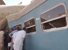 Major Train Crash In Southern Egypt Kills 32, Injures 66