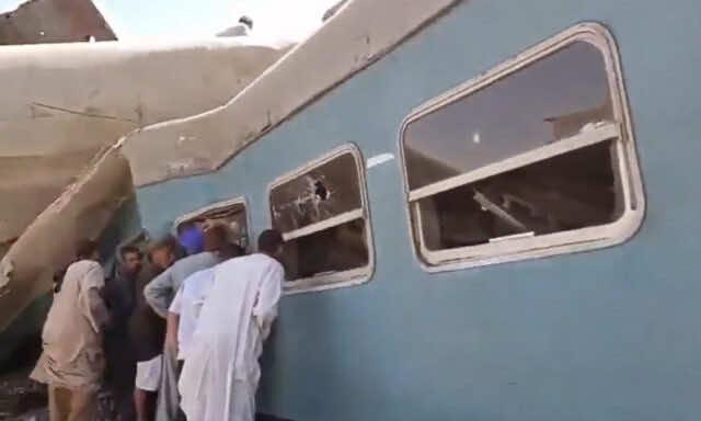 Major Train Crash In Southern Egypt Kills 32, Injures 66