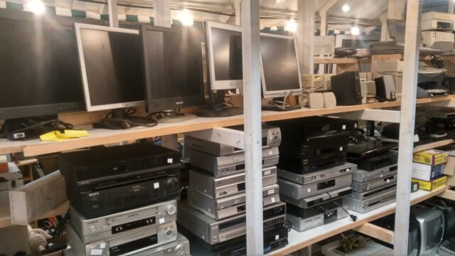 Moroccan Security Seizes Over $100,000 Worth Of Electronics