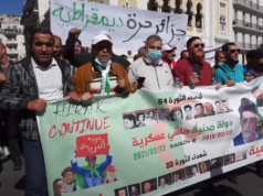 Algeria: Hirak Protesters In Algiers Reject Upcoming Elections