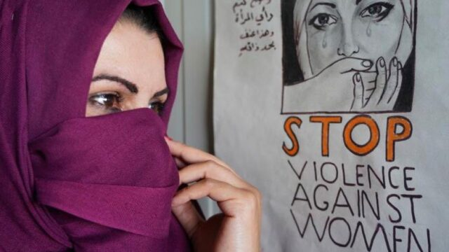 MRA NGO Raises Awareness Against Violence Towards Women in Morocco