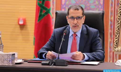 El Otmani Warns Of Possible Third COVID-19 Wave in Morocco