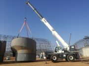 Moroccan Steel Contractor SCIF Receives Three Liebherr Cranes