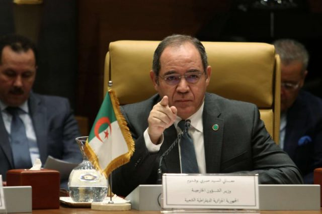 Algeria Continues to Reject Responsibility in Western Sahara Conflict