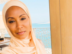 American Actress Jada Pinkett Smith's Hijab Photos Go Viral