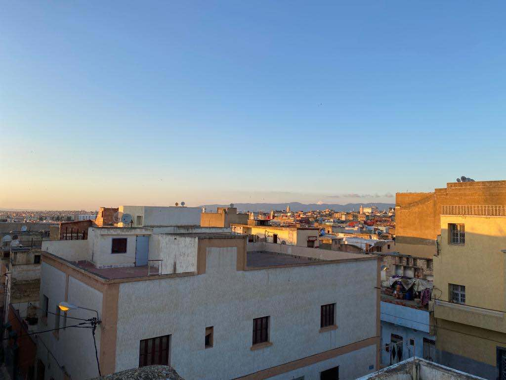 An American's First Time Fasting for Ramadan in Morocco