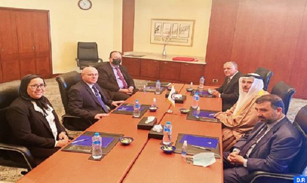 Arab Parliament Welcomes Morocco's Efforts in Supporting Arab Issues