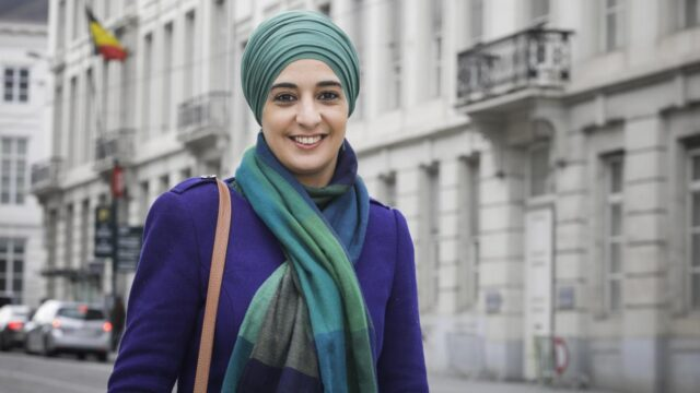 Belgian-Moroccan Farida Tahar Becomes Leader of 'Ecolo Group' in Belgium's Parliament