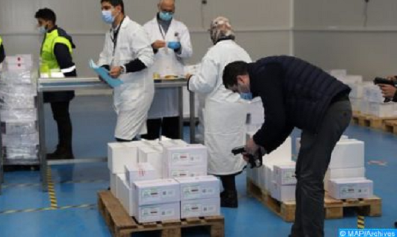 COVID-19, Morocco Receives First Batch of COVAX Vaccines