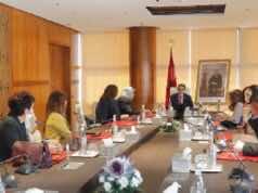 El Othmani Receives Delegation Focusing on Women Empowerment