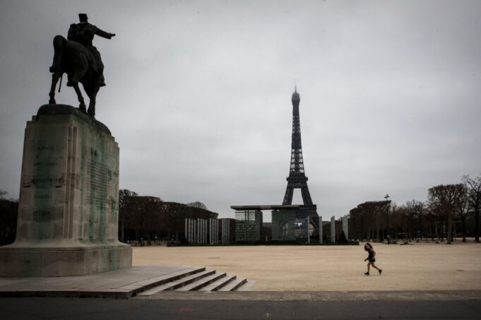 Europe Faces Third Wave Of COVID-19 Infections As France Locks Down