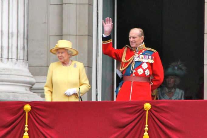 Prince Philip, Husband of Britain's Queen Elizabeth II, Dies Aged 99