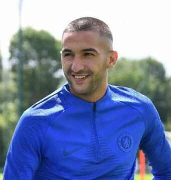 Hakim Ziyech Confident He Can Deliver for Chelsea