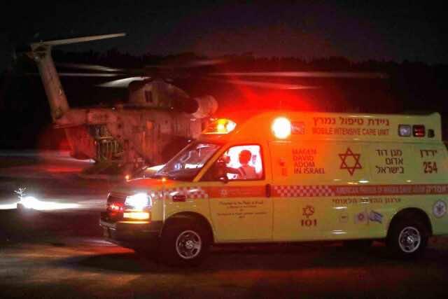 Israel: Stampede at Mt. Meron's Lag B'Omer Festival Kills 44, 150 Injured