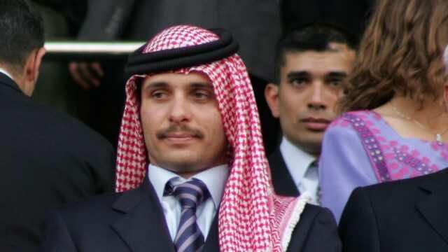 Jordan Accuses Prince Hamzah of Undermining Country's Security